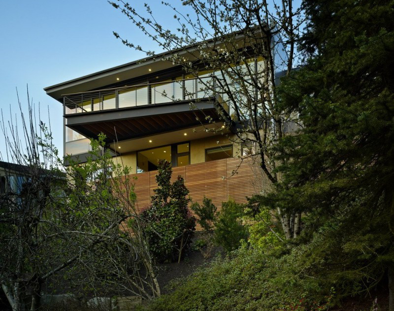Steep blocks can offer terrific vistas