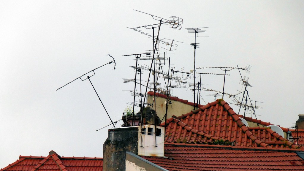 Are antennas bad for luck or just good for reception?