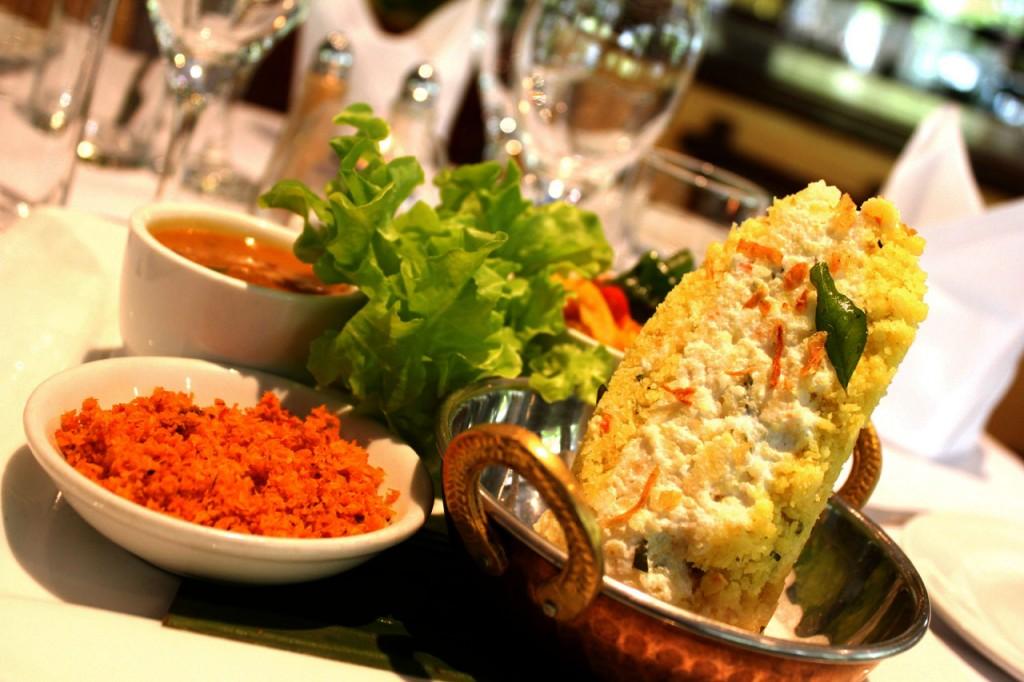 Banana Leaf Sri Lankan Restaurant, Canberra - image credit Banana Leaf Restaurant