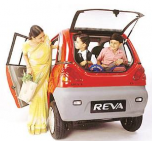 An Indian family car costs as little as $5000.